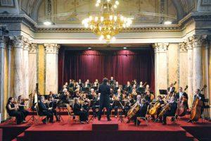Sinfonieorchester WSO Marienbad