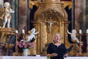 Festgottesdienst in der Schlosskapelle Haimhausen